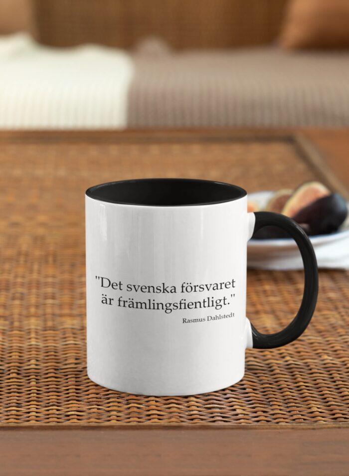 Månadens mugg - Maj -Rasmus Dahlstedt.se